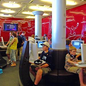 Интернет-кафе Воскресенского