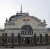 Железнодорожные вокзалы в Воскресенском