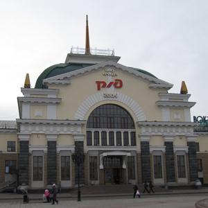 Железнодорожные вокзалы Воскресенского